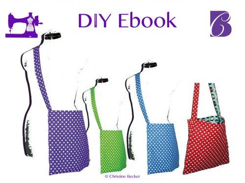 DIY Ebook Wendetasche Anne