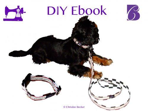 DIY Ebook Hundeleine, Hundehalsband
