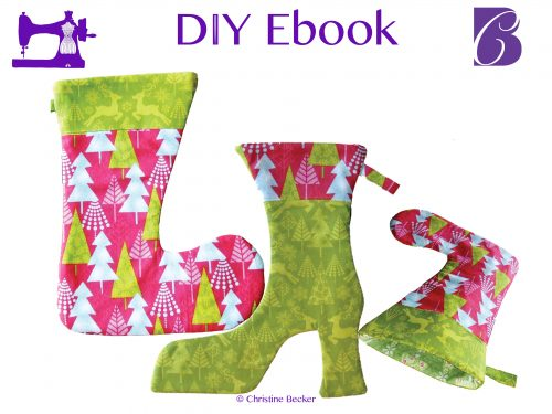 DIY Ebook Nikolausstiefel